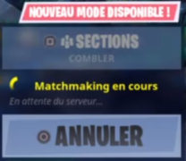 bug matchmaking fortnite